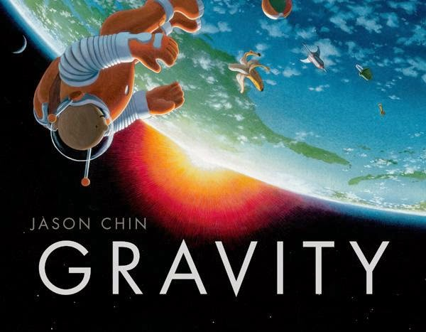 Gravity by Jason Chin book cover nonfiction