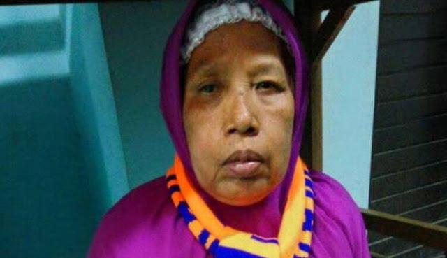 Subhanallah, Nenek Ini Bisa Naik Haji Setelah Mimpi Pijat