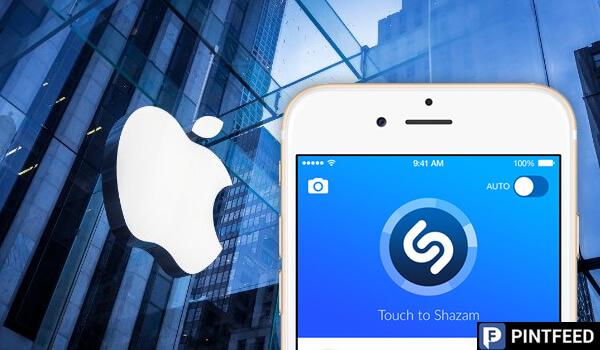 PintFeed | Apple Buys Shazam