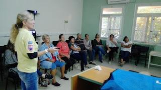 Η Διασωστική Ομάδα Πιερίας εκπαιδεύει ... διεθνής...