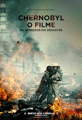 Chernobyl O Filme  Confira o pôster do filme