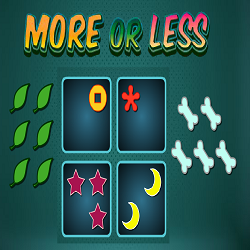 More or Less: Brain Training Game