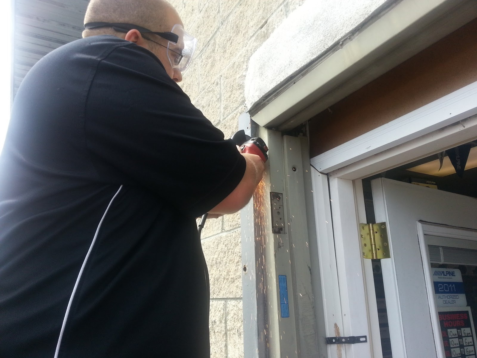Hawaii Doors Amp Locks Emergency Door Installation Of A60