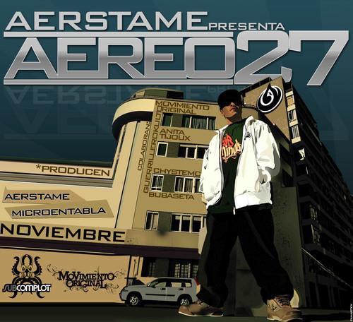 Aerstame - Aereo 27 - Portada