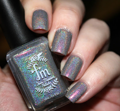 Fair Maiden Polish So Lazy, Can't Move • Polish Pickup November 2017 • Fandoms
