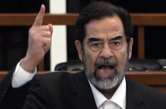 Pesan 'Saddam Husein' Sebelum Meninggal Dunia Menggemparkan Pemimpin Dunia.