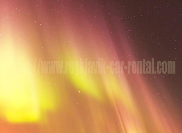 best month for northern lights in Iceland