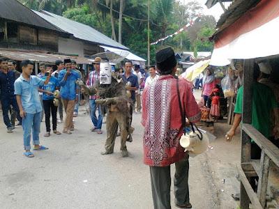 kesenian tradisional minangkabau