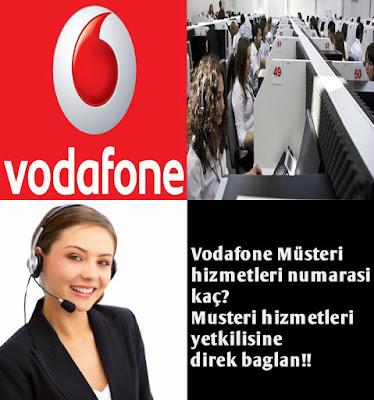vodafone-musteri-hizmetleri