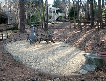 CasaLupoli: Build an Inground Backyard Fire Pit