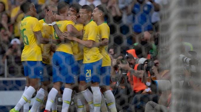 FUTEBOL: Seleção tem amistoso que define tamanho da pressão na Copa América em casa.