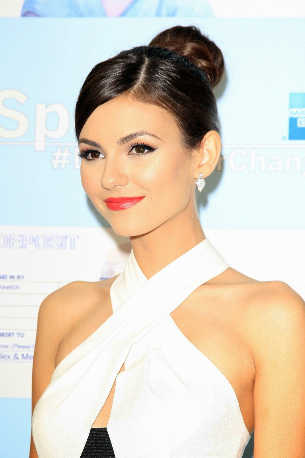 Victoria Justice 'Spent: Looking For Change' premiere in LA 04/06/14