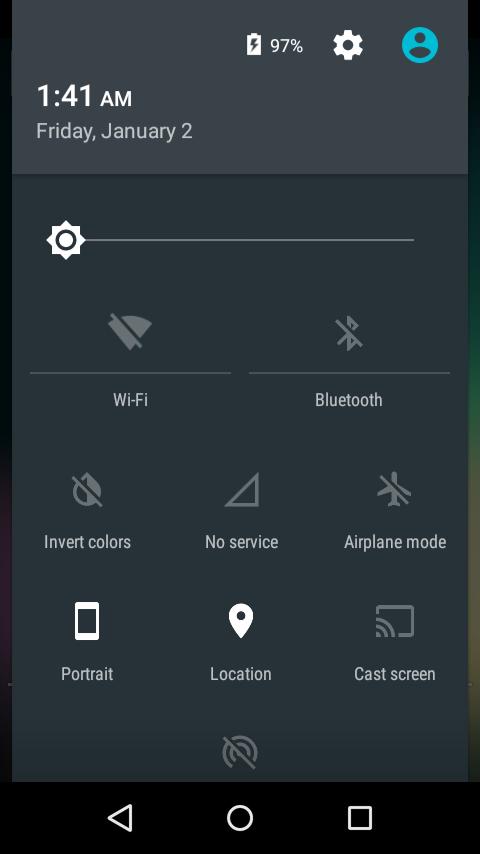 Xperia L Sanggup Android Lollipop 4