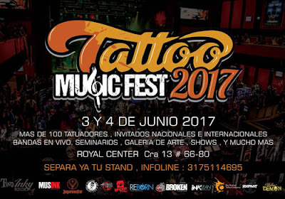 TATTO MUSIC FEST 2017