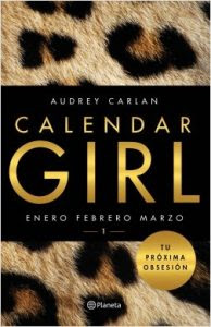 Calendar Girl 1, Audrey Carlan