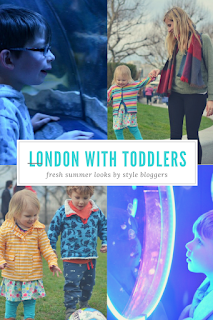 London with toddlers, London Sealife centre, themummyadventure.com