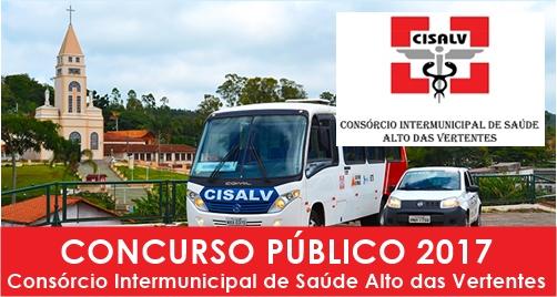 Apostila Concurso CISALV 2017