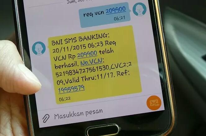 Mengetahui Format Sms Banking BNI Untuk Transfer Uang Ke BCA dan Mandiri