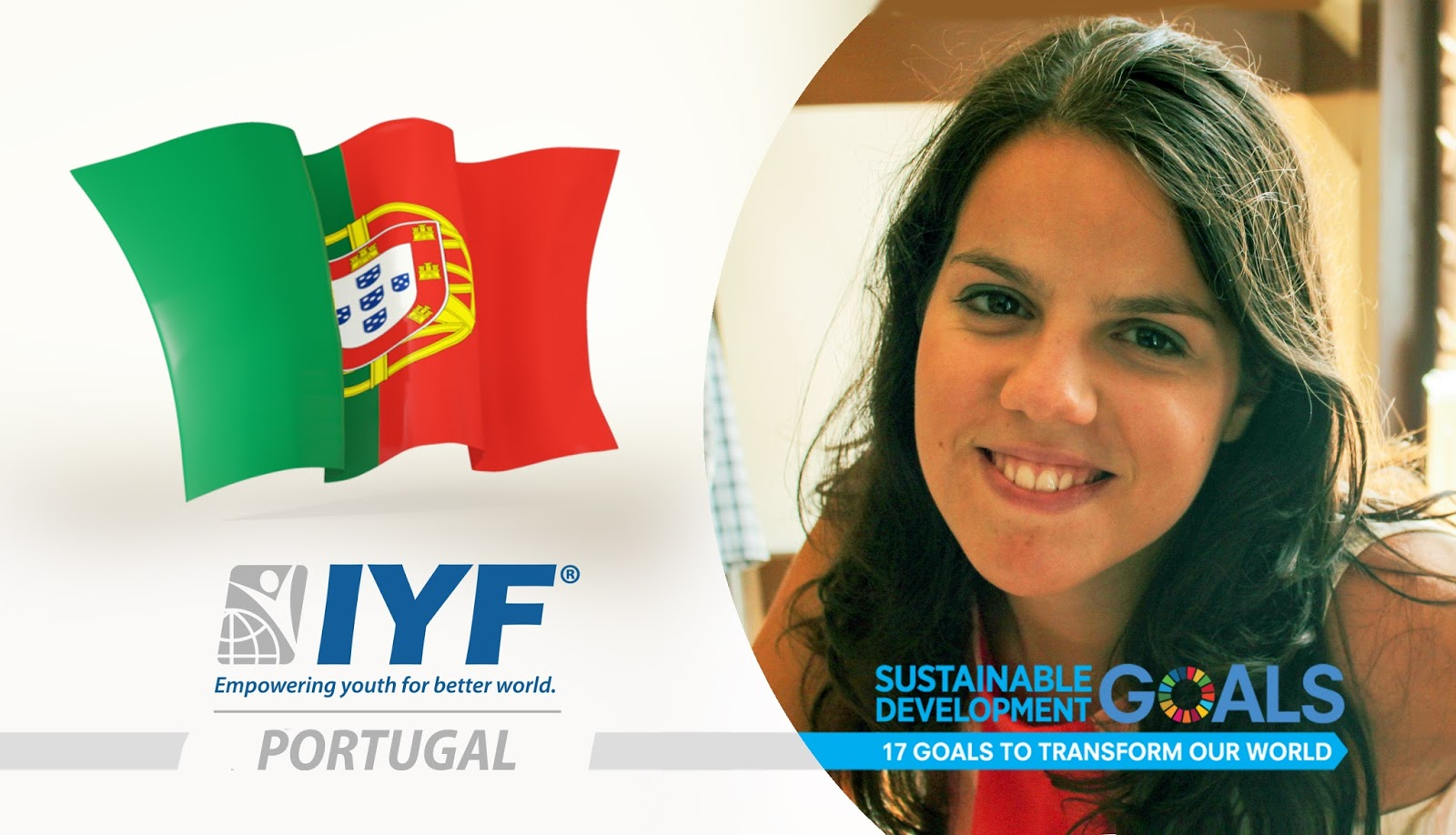 Mariana Catarino, IYF Representative in Portugal