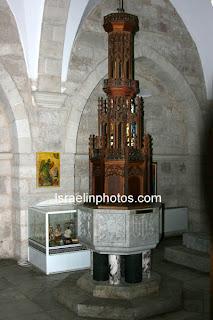 圣乔治座堂是一座圣公会主教座堂,位于耶路撒冷