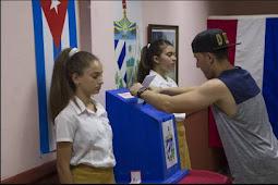 Referendum Konstitusi Kuba, Partisipasi Pemilih Tinggi