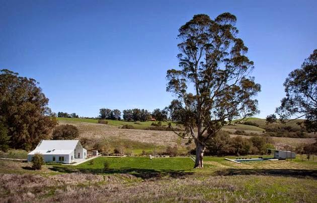 Ide Sirkulasi Rumah Modern Terbuka