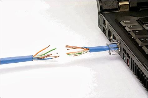 Wajib Baca !! Penyebab Jaringan LAN Putus Nyambung
