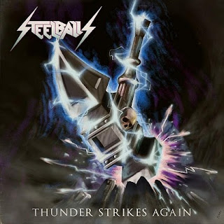 "Το video των Steelballs για το ""The Oath"" από το album ""Thunder Strikes Again"""