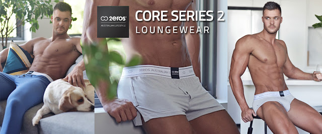 2Eros Core Series 2 Loungewear Underwear Menswear Gayrado Online Shop