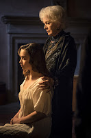 Emilia Clarke and Lisa Gastoni in Voice From the Stone (34)