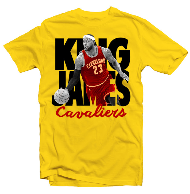 lebron james tshirt design