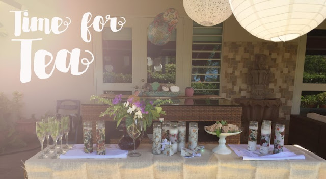 Afternoon Tea Party with Zazzle.com and Amy Renea of A Nest for All Seasons