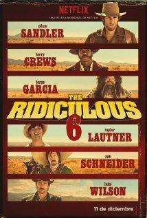 Nonton Ridiculous 6 (2015)