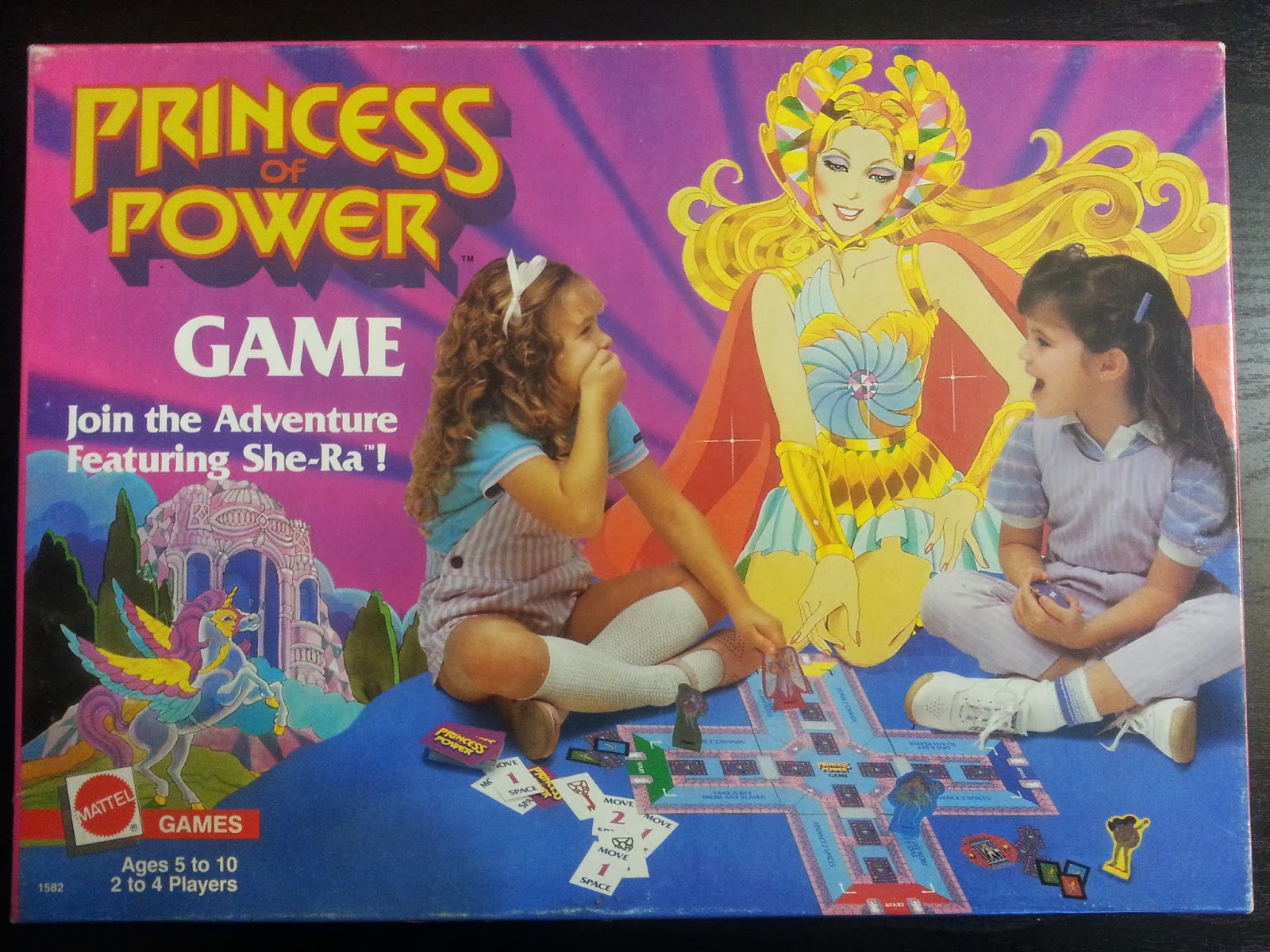 princesses of power toys