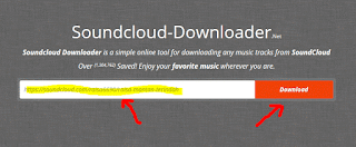 download musik di soundcloud tanpa software