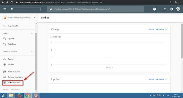 Cara Daftar Blog di Webmaster Tool Terbaru