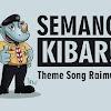 Lirik Lagu Semangat Kibar dan Download Mp3 (Thema Song Rainas 2017)