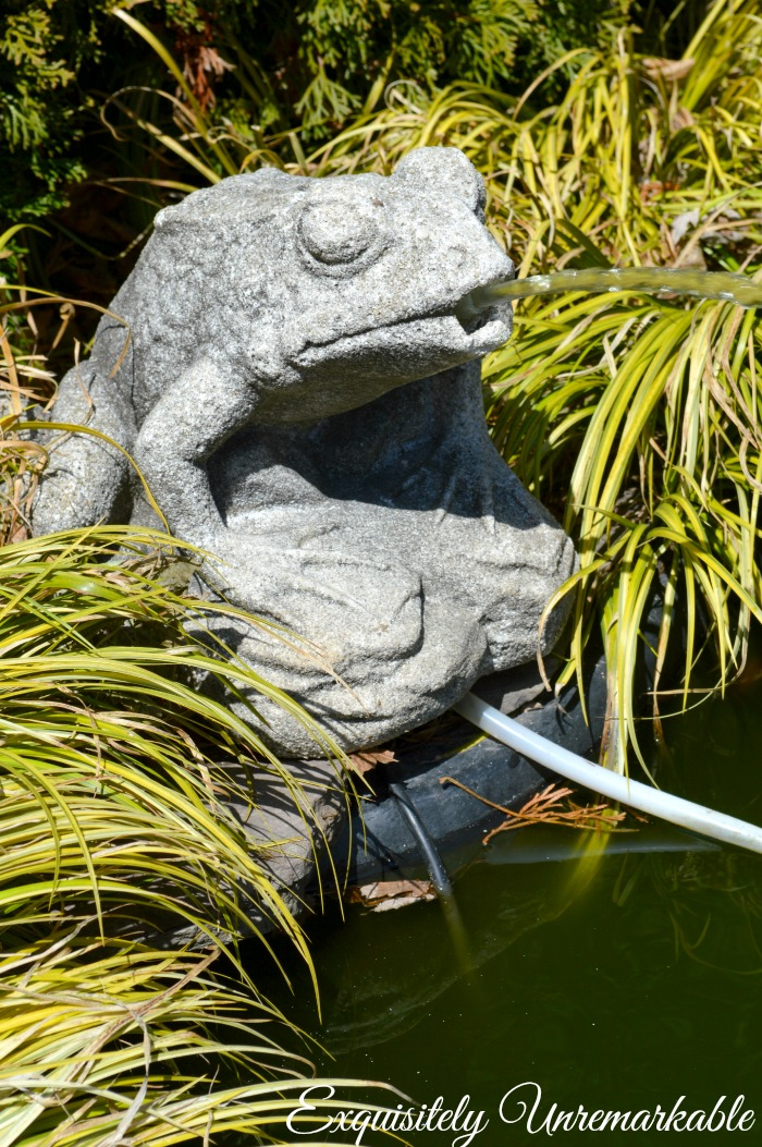 How To Turn A Garden Statue Into A Fountain