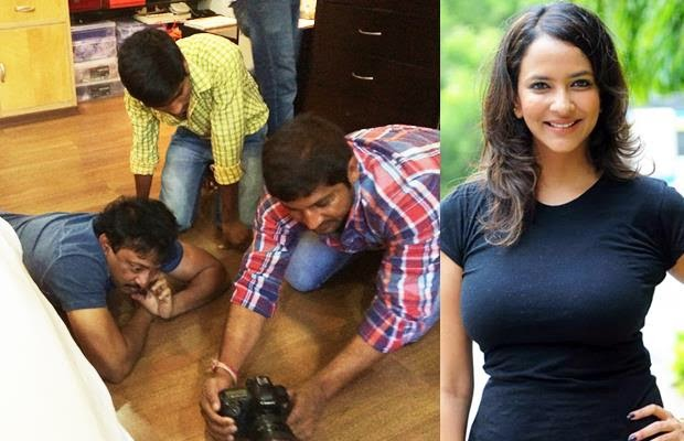 Lakshmi Manchu shortfilm- A day of in the life of Lakshmi Manchu's feet