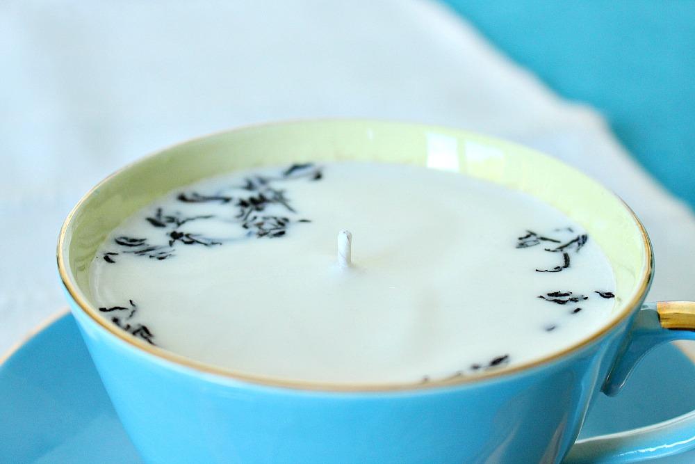 Handmade gift idea for tea drinker