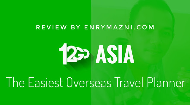 12GO Asia The Easiest Overseas Travel Planner
