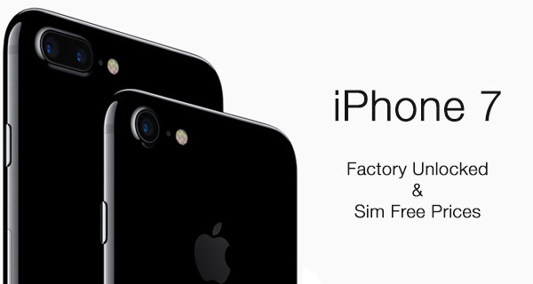 Unlocked Sim Free Iphone 7 Plus Price In Uk Us India Other