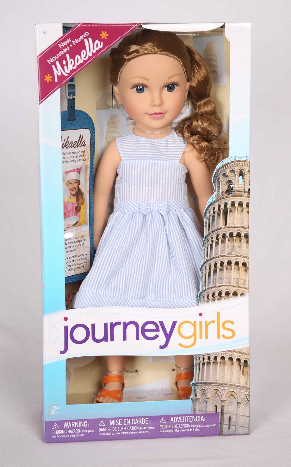 My Journey Girls Dolls Adventures Journey Girls Dolls Vs