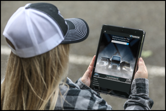 Daimler Trucks North America Launches Excelerator as One-Stop Shop for Online Parts Ordering