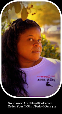 April Floyd Author of Unique Inspired By Eddie Floyd