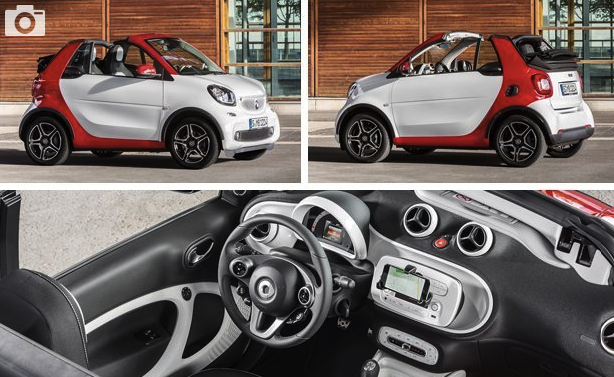 2019 smart fortwo cabriolet review cars auto express new and used car reviews news advice. Black Bedroom Furniture Sets. Home Design Ideas