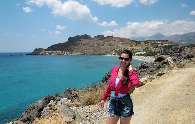 Damnoni Beach - Creta, Grécia
