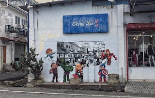 bentong wall art