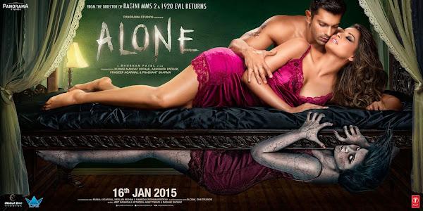 Alone (2015) Movie Poster No. 4