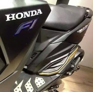 Vario 150 ESP Exclusive Chrome Gold 2018 Anisa Naga Mas Motor Klaten Dealer Asli Resmi Astra Honda Motor Klaten Boyolali Solo Jogja Wonogiri Sragen Karanganyar Magelang Jawa Tengah.